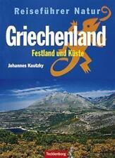 Griechenland von Johannes Kautzky (1999, Taschenbuch)