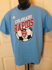 NEW-FLAWED Colorado Rapids YOUTH XLarge XL 18/20 Shirt 2RE