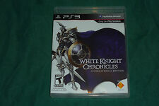 White Knight Chronicles: International Edition  (Sony Playstation 3, 2010)