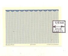 O (1/48) Scale -Elegance - Midnight - QVT206M Wallpaper model miniature 3pcs