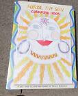 Adultos & Niños Libro Para Colorear Surya,El Sol por Tania Sironic