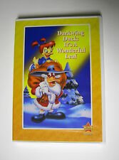 Disney Channel DARKWING DUCK IT'S A WONDERFUL LEAF Disney Holiday Special DVD