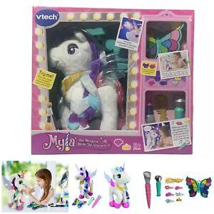 VTech Myla the Magical Make-Up Unicorn 5+ Years Fantasy Unicorn Toy