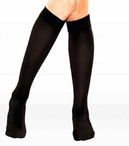 Ladies 200 Denier 4.9 Tog Warm Fleece Lined Knee High Brushed Thermal Socks 2 Pk
