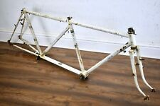 1970 JACK TAYLOR TOURIST TANDEM VINTAGE BICYCLE FRAME, REYNOLDS 531, #6085