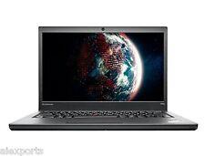 "Lenovo ThinkPad T440s 14"" ultraportátil 4GB 128 GBSSD i5-4210u 2.7Ghz Windows 10"