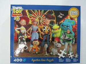 Ceaco Disney TOY STORY Together Time 400 Piece Puzzle New Sealed