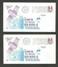 Collection of 1970s Space Mission covers (23)