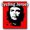 Cycling Jersey Short Bicycle MTB Bike Motocross Shirt Bib Team Clothes Che Gueva