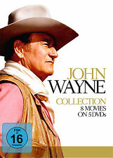 DVD John Wayne Collection 7 Filme auf 5DVDs