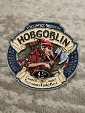 More details for wychwood brewery hobgoblin metal pump clip