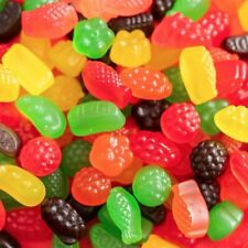 JUJYFRUITS- Chewy Fruity Candy! BULK CANDY- 2 POUNDS JUJYFRUITS-5 Fruity Flavors