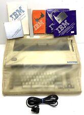 Vintage Ibm Personal Wheelwriter Electric Typewriter By Lexmark 6781 With Extras
