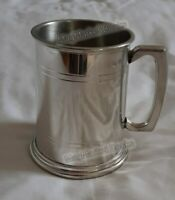 ENGLISH PEWTER TANKARD: SHEFFIELD MINT (1992) **NEW CONDITION & UNUSED**