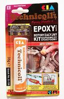 Technicqll Epoxy mastic 2 E-136 35g stop leaks and repair EPOXY AUTOMOTIVE PUTTY