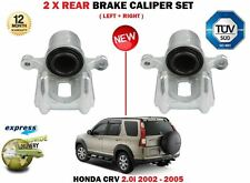 für Honda CRV 2.0i K20A4 2002-1/2005 NEU 2x Hinten Links+rechts Bremssattel