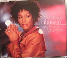 Whitney Houston/My Love Is Your Love – Single MAXI CD POP