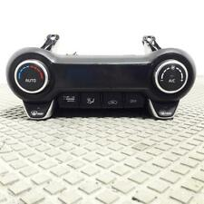 2017 Kia Rio MK4 2017 On Heater Control Assembly