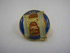 Vintage Collectible Pin: Newby School Enter to Grow in Wisdom