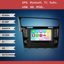 WINCE 6 AUTORADIO MONITOR NAVIGATORE SATELLITARE GPS PER VW GOLF 7