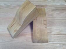 Bespoke Solid Oak CORBELS Mantle Mantelpiece