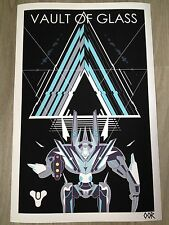 "Destiny Vault of Glass 17""x26"" poster print"
