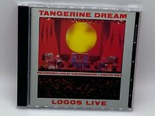 TANGERINE DREAM - LOGOS LIVE CD 1982