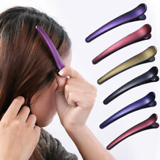 Large Hair Styling Clips Professional Hairdresser Clamp Hair Pins Girls Hairp,