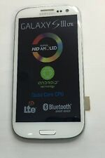 Genuine Samsung Galaxy S3 I9305 LTE LCD assieme in Bianco UK IVA Inc.