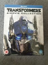 transformers 4 movie collection blu ray steelbook