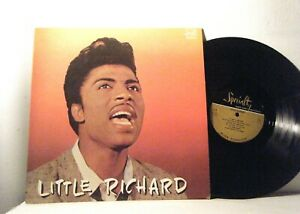 LITTLE RICHARD LP Little Richard and His Band 1958 Specialty   vinyl