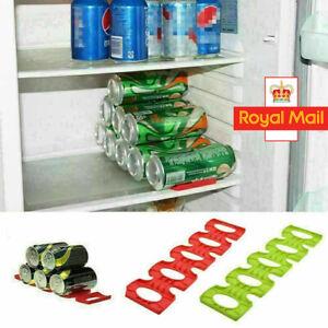 Silicone Fridge Bottle Can Beer Drink Holder Kitchen Organiser Storage Rack Mat