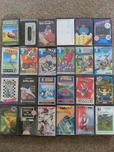 24 Acorn Electron Games Bundle