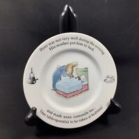 "Peter Rabbit Nursery by Wedgwood Plate 7"" - Replacement - Beatrix Potter"