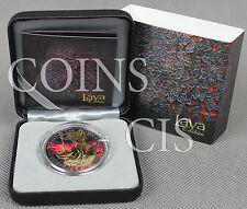 United Kingdom 2015 2 pounds Lava Edition - Britannia 1 oz BU Silver Coin