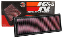 33-3039 K&N High Flow Air Filter fits PEUGEOT 208 308 3008 DS3 DS4 1.2 TURBO 13-
