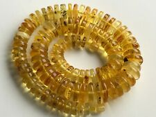 Natural Vintage Amber Beads Antique Baltic Old Necklace 57,47 gr.