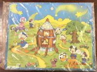 Vintage Walt Disney Early Education Children Learning Spy Sheets Set of 6 NOS