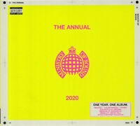 MINISTRY OF SOUND 2020 The Annual (2019) 2CD NEW/SEALED
