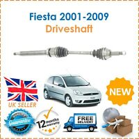 For Ford Fiesta MK5 MK6 2001-2009 Front Right Drivers Side Driveshaft New