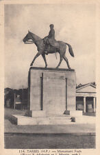 TARBES 114 monument foch oeuvre F. Michelet archi. J. Martin écrite 1939