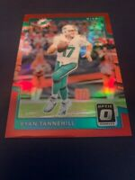 2017 Donruss Optic Red /99 Ryan Tannehill #68