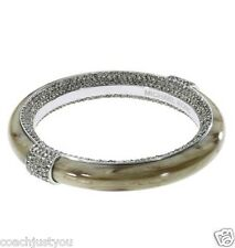Michael Kors Retail Exclusive Pave Glam Horn Bangle Bracelet MKJ1794040 $195.00