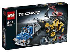 LEGO TECHNIC MACCHINE DA CANTIERE  RARO NUOVO FUORI PRODUZIONE ART 42023