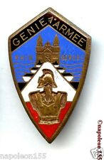 GENIE. 1 ere Armée Rhin et Danube.  Fab. Chobillon