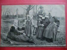 PONT-AVEN  :  Costumes Bretons.........VO.1915.