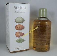 L'ERBOLARIO Bagnoschiuma doccia al profumo MANDORLA 250ml donna bath foam almond
