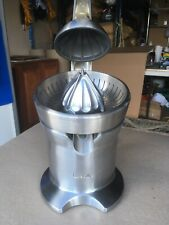 Breville 800CPXL 110W Citrus Press - Stainless Steel