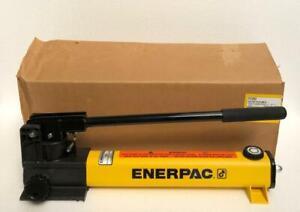 Enerpac P2282 Dos Velocidades Alta Presión Hidráulico Bomba de Mano 2800 Barra /