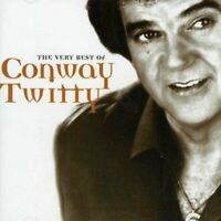 Conway Twitty - The Very Best of Conway Twitty [CD]